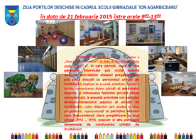 ... - Activitati specifice clasa pregatitoare an scolar 2015-2016